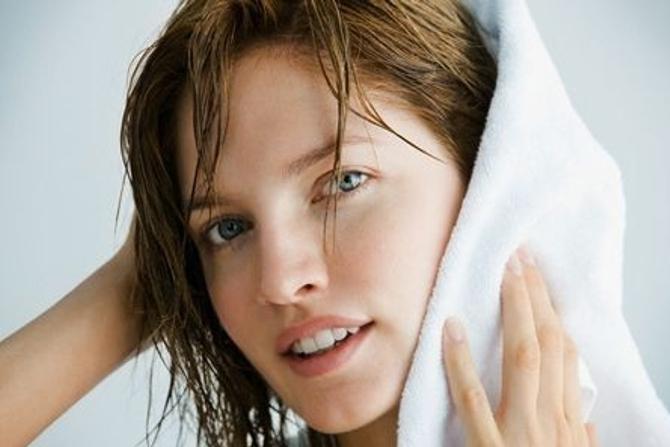 Maschere per maionese di capelli per chiarificazione di capelli
